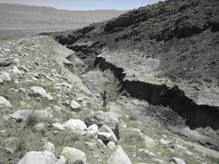 Oak Creek Debris Flow Channel